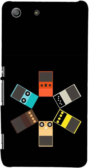 EPICCASE Back Cover for Sony Xperia M5