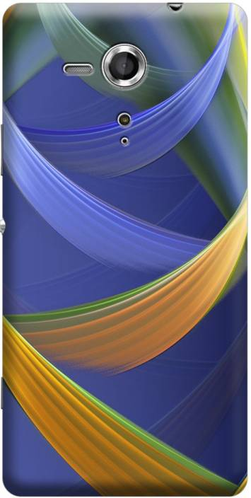 EPICCASE Back Cover for Sony Xperia SP