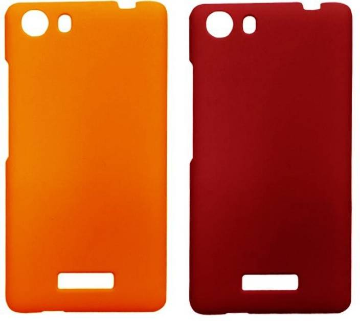 Bacchus Back Cover for Micromax Unite 3 Q372