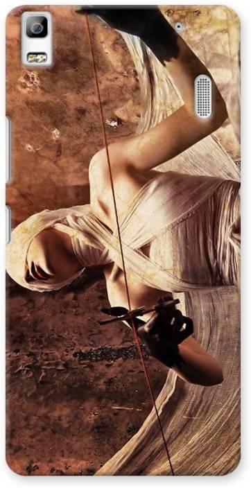 Artzfolio Back Cover for Lenovo K3 Note