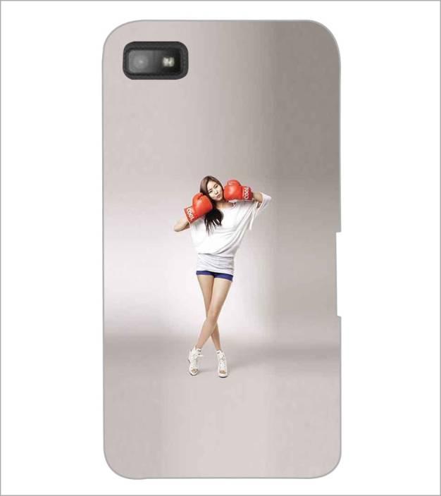 Printswag Back Cover for Blackberry Z10