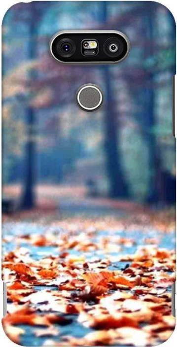 BLISSCASES Back Cover for LG G5 (Matte)
