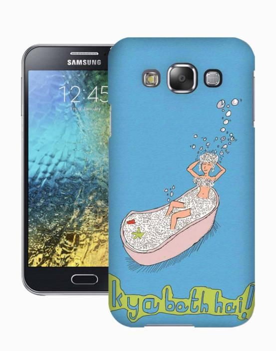 AmerakiDesignHouse Back Cover for Samsung E5
