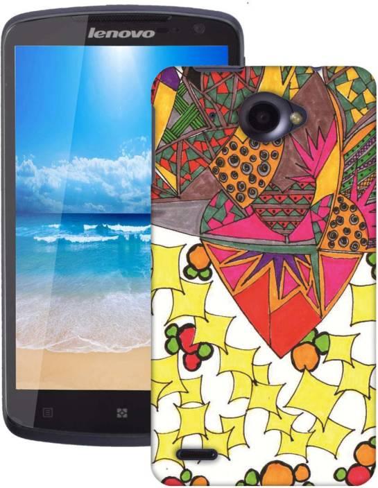 AmerakiDesignHouse Back Cover for Lenovo S920
