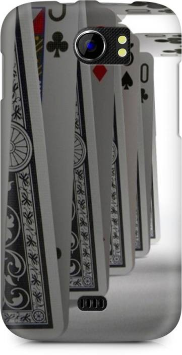AMEZ Back Cover for Micromax Canvas 2 A110