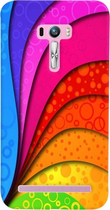 Golden Owl Back Cover for Asus Zenfone Selfie ZD551KL