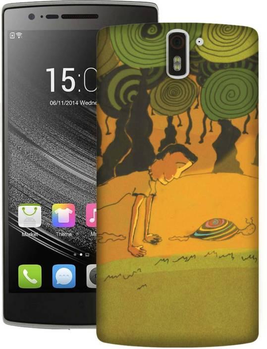 AmerakiDesignHouse Back Cover for OnePlus One