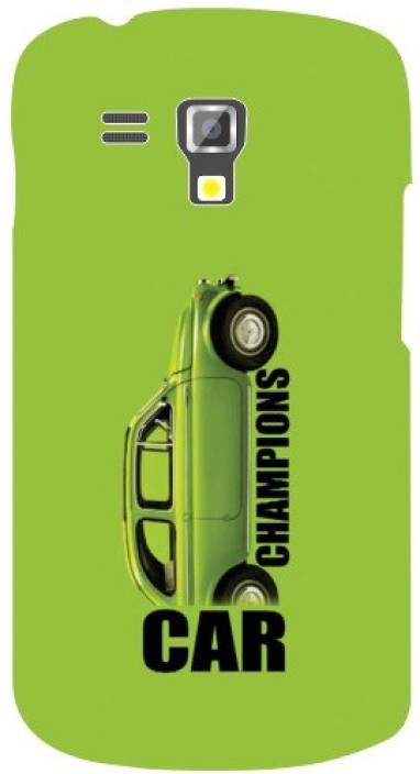 Printland Back Cover for Samsung Galaxy S Duos 7562