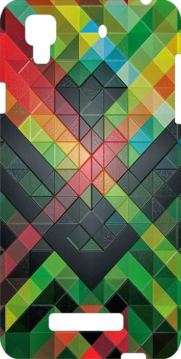 Koolbug Back Cover for Yu Yureka Plus
