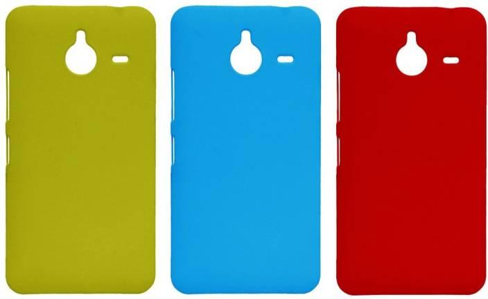 Bacchus Back Cover for Microsoft Lumia 640 XL