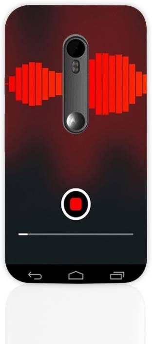 STYLR Back Cover for Motorola G3