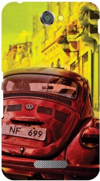 Printland Back Cover for Sony Xperia E4