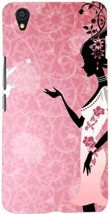 PrintVisa Back Cover for OnePlus X