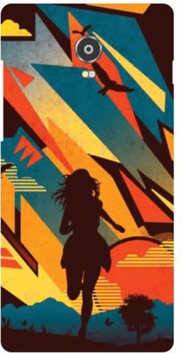 Printland Back Cover for Lenovo VIBE P1