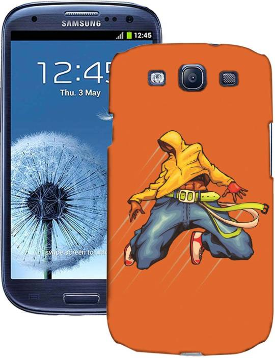 AmerakiDesignHouse Back Cover for Samsung I9300 Galaxy S3