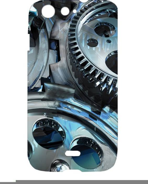 Treecase Back Cover for Micromax A210