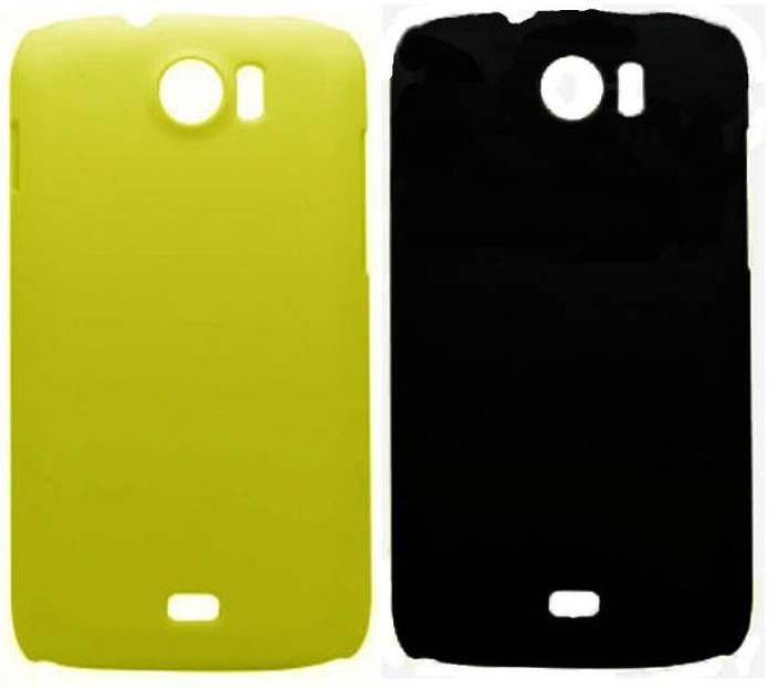 Bacchus Back Cover for Micromax A110
