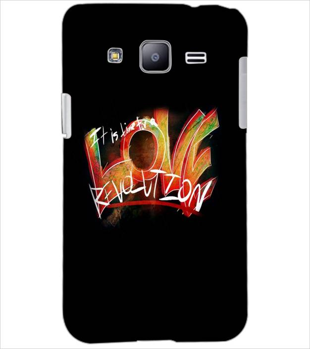 Farrow Back Cover for Samsung Galaxy J274