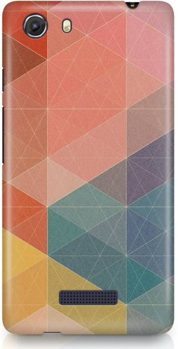 Habricate Back Cover for Micromax Unite 3 Q372