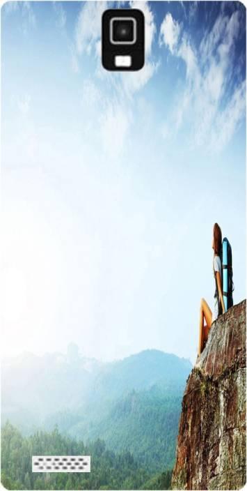 Ganesham Back Cover for InFocus M330