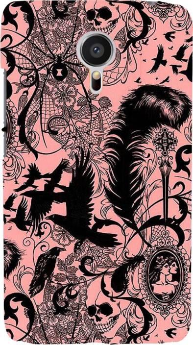 Saviyo Back Cover for Meizu M3 Note