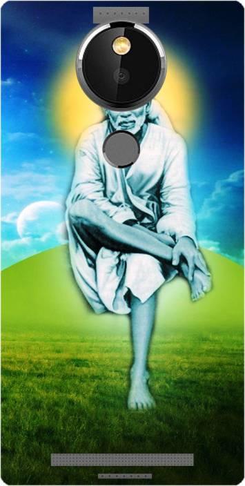 Ganesham Back Cover for Micromax YU Yutopia