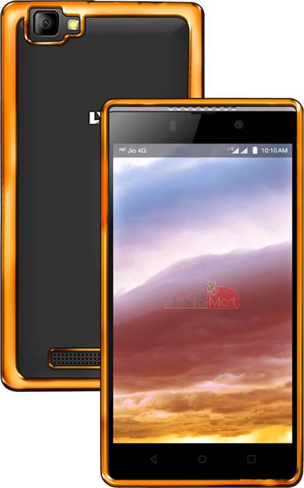 best service 3601d ae4cc Casotec Back Cover for LYF Wind 7