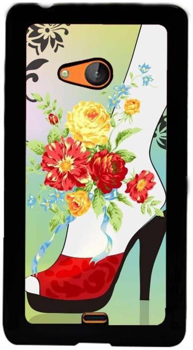 Mobile Makeup Back Cover for Nokia Lumia 540, Microsoft Lumia 540