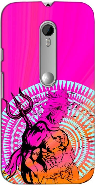 Blink Ideas Back Cover for Motorola Moto X Play