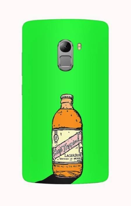 Urban Monk Back Cover for Lenovo K4 Note