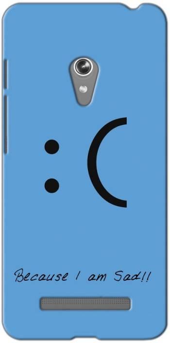 Blink Ideas Back Cover for Asus Zenfone 5