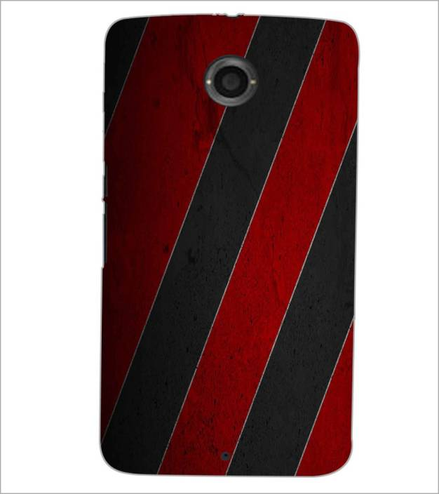 Printswag Back Cover for Motorola Nexus 6