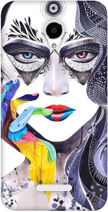 Fasheen Back Cover for Micromax Canvas Doodle 4 Q391