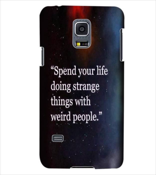 FARROW Back Cover for Samsung Galaxy S5 MINI
