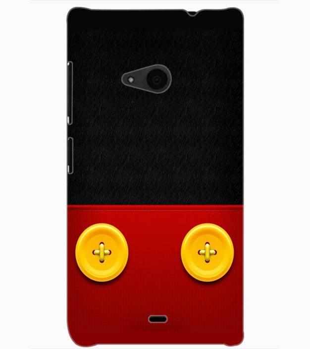 Farrow Back Cover for Microsoft Lumia 535