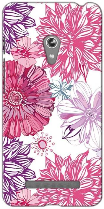 Blink Ideas Back Cover for Asus Zenfone 5