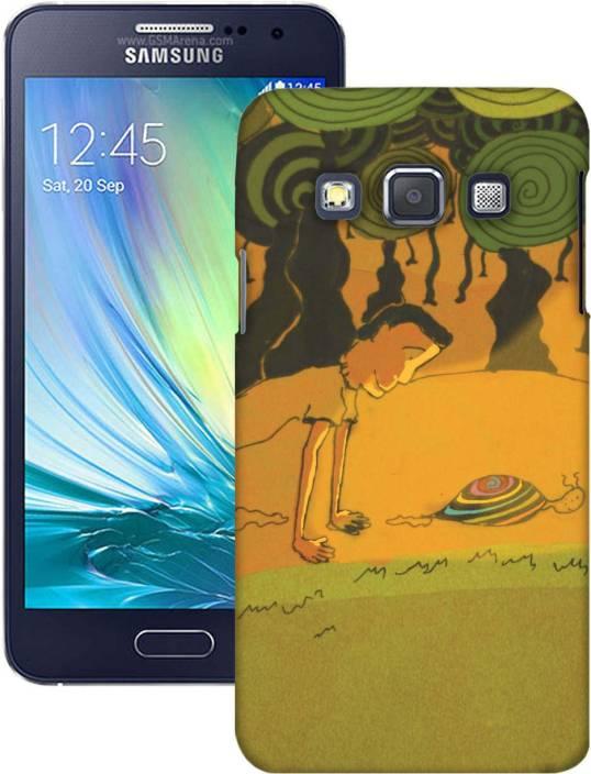AmerakiDesignHouse Back Cover for Samsung Galaxy A3 SM-A300F