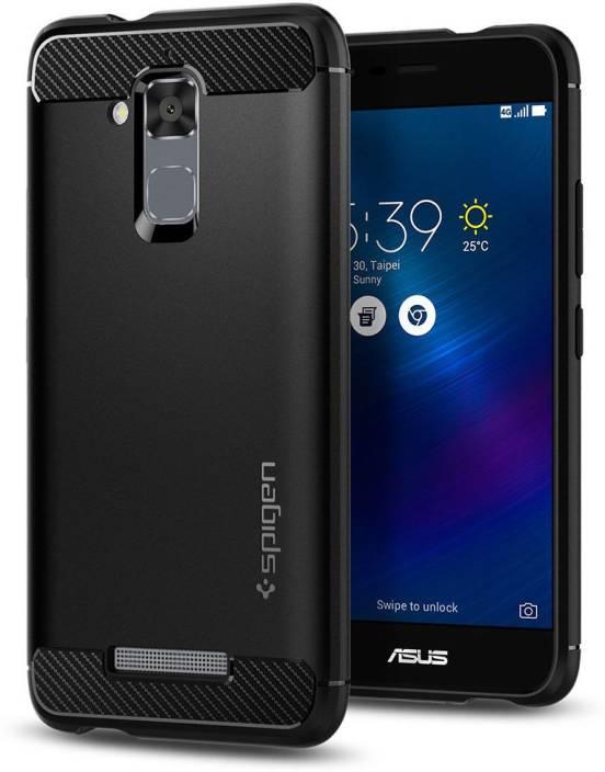 huge discount a188c 3bfbb Spigen Back Cover for Asus Zenfone 3 Max