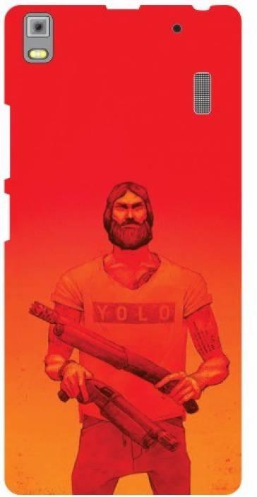 Printland Back Cover for Lenovo K3 Note