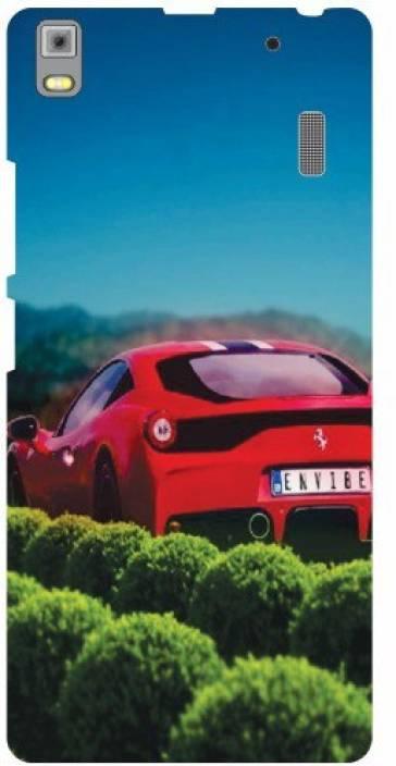 Printland Back Cover for Lenovo A7000 PA030023IN