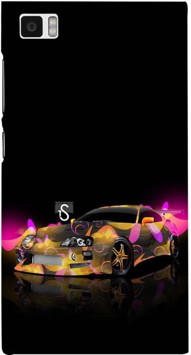 EPICCASE Back Cover for Mi 3