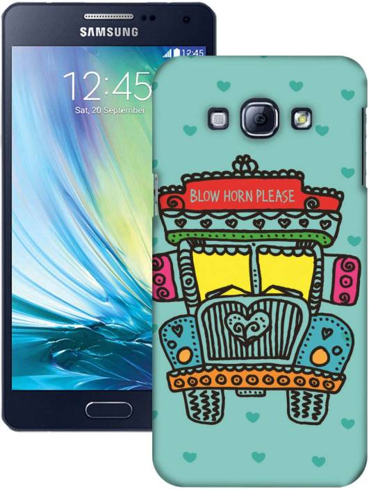 AmerakiDesignHouse Back Cover for SAMSUNG Galaxy A8
