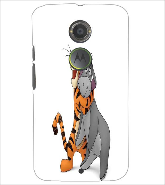 Printswag Back Cover for Motorola Moto X (2nd Generation)