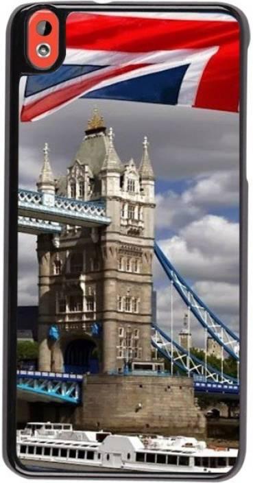 PrintRose Back Cover for HTC Desire 816