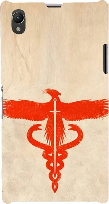 EPICCASE Back Cover for Sony Xperia Z1