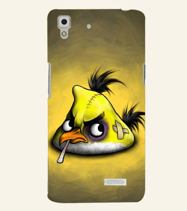 Mobile Makeup Back Cover for Oppo R7