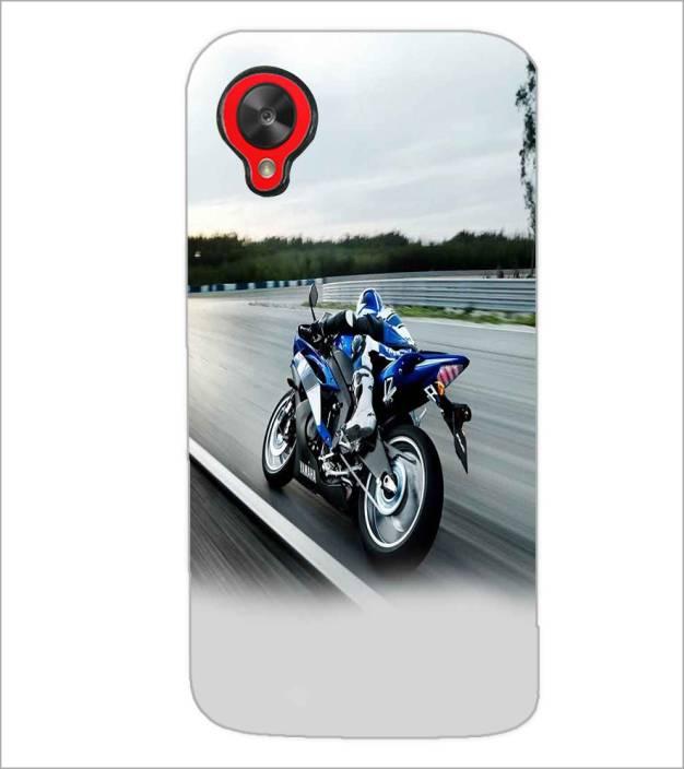 Printswag Back Cover for LG Nexus 5