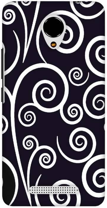 Fasheen Back Cover for Lava Iris X1 Selfie