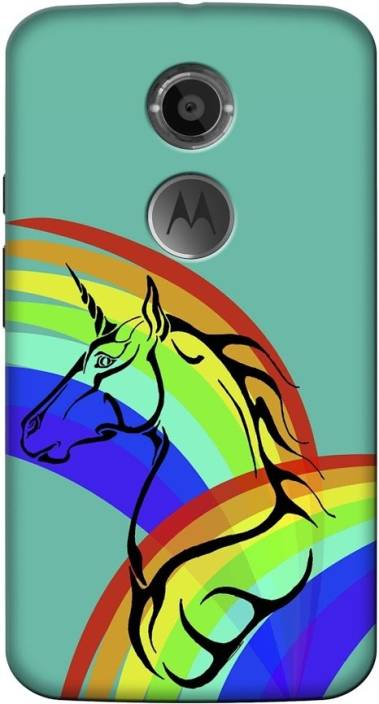 Blink Ideas Back Cover for Moto X - Gen 2