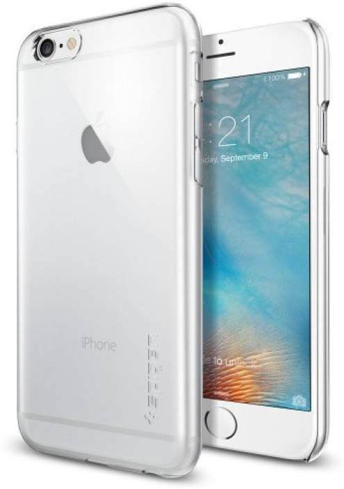 half off f2be3 930a5 Spigen Back Cover for Apple iPhone 6s